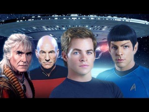 IGN Ranks The Star Trek Movies