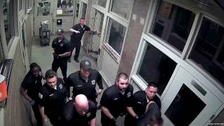 Cook County Jail Attack April 26, 2017