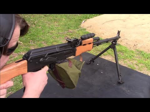 Re-Release Romanian AES10B RPK Range Review & Final Verdict