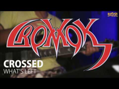 Cromok - Crossed [cover 2017]