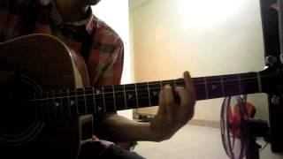 Không Cảm Xúc Guitar Cover