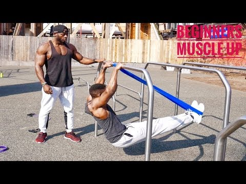 How To Do A Muscle Up | Step by Step Progression