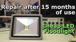 Repair: Cheap LED Floodlight after 15 Months #9