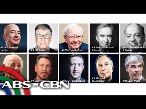 ANC Features: 17 Filipinos in latest Forbes list of billionaires