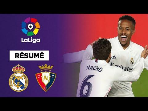Résumé : Le Real Madrid est prêt pour Chelsea