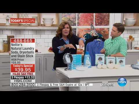 HSN | Laundry Room Solutions 08.29.2016 - 11 AM