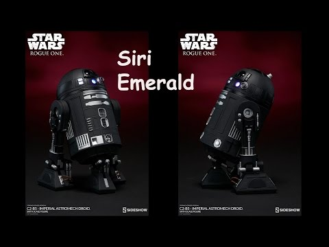 Star Wars Rogue One C2-B5 Imperial Astromech Droid 1/6 scale Sideshow Collectibles Preview