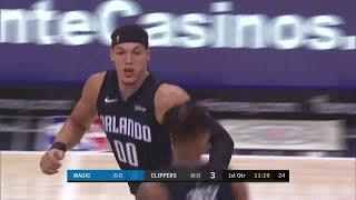 Aaron Gordon Full Play vs Los Angeles Clippers | 01/16/20 | Smart Highlights