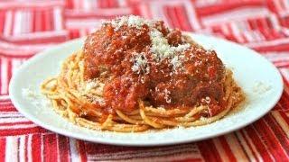 MEATBALL MADNESS - How to Make Meatballs and Sauce