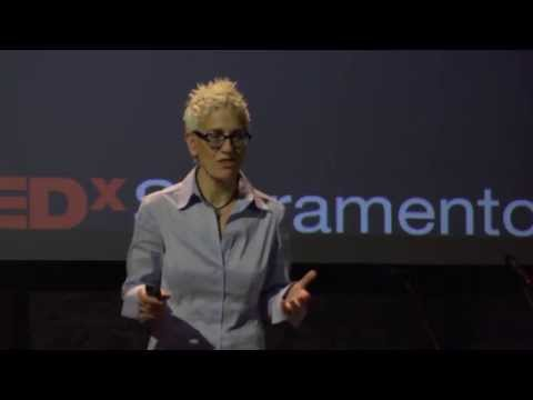 Imagination changes everything: Patti Dobrowolski at TEDxSac