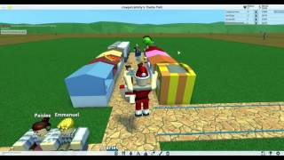ROBLOX Theme Park Tycoon 2 MY OWN THEME PARK!