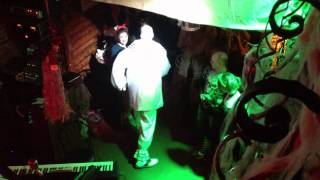 PUDDLES PITY PARTY Live at Halloween Stomp (The Salon) 2013
