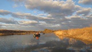 видео сплав по реке дон на байдарках