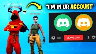 QUIT Fortnite If You See This Account.. (JUNE28SAYBYE)