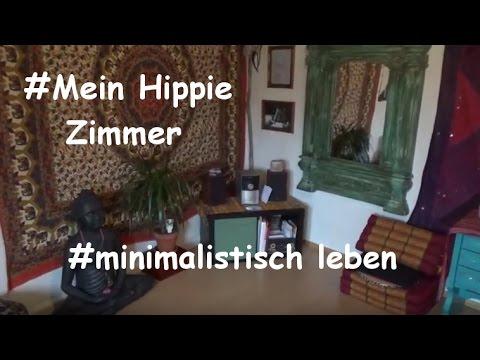 Minimalismus update roomtour wohnzimmer hippieroom for Minimalismus youtube