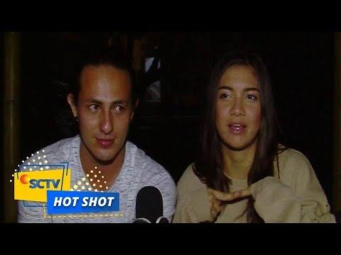 Dylan Carr dan Angela Gilsha Terjerat Cinta Lokasi? - Hot Shot