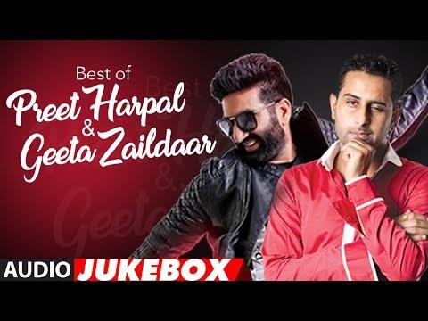 Best of Preet Harpal & Geeta Zaildar (Audio Jukebox) | Latest Punjabi Songs | T-Series