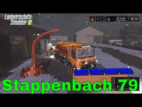 LS17 Stappenbach 79 Landwirtschafts Simulator 17 Winterdienst