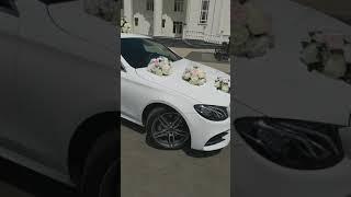 Аренда свадебных украшений. Авто на свадьбу. Прокат авто с водителем.