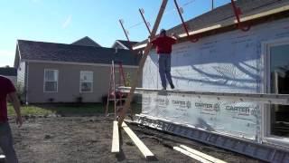 Monroe Missionary Baptist - Habitat Adopot-a-Day