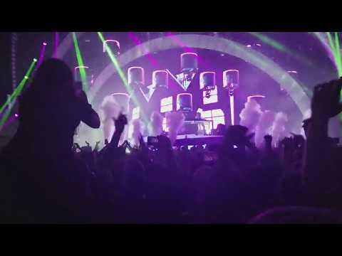 Marshmello - Rooftops (Live) (Navy Pier Chicago) Joytime II