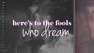 Emma Stone - Audition The Fools Who Dream LYRICS From La La Land