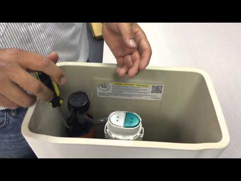 Adjusting Toilet Tank Water Level