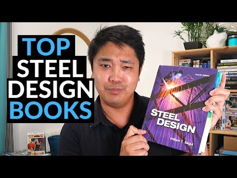 Best Steel Design Books Used In The Structural (Civil) Engineering Industry