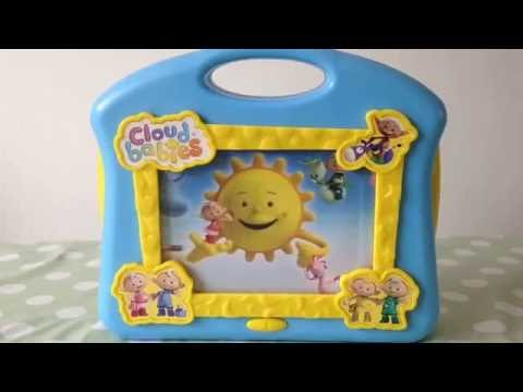 Cloud Babies Musical TV Television Children's Toy Cbeebies Video Moving Image & Music Sounds