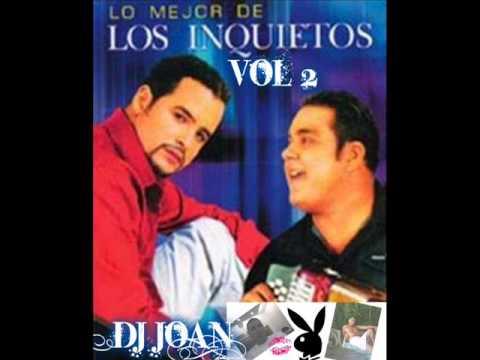 MIX LOS INQUIETOS DEL VALLENATO VOL 2 DJ JOAN)