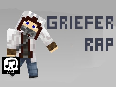 """The Griefer Metal Rap"" A Minecraft Song by JT Music"