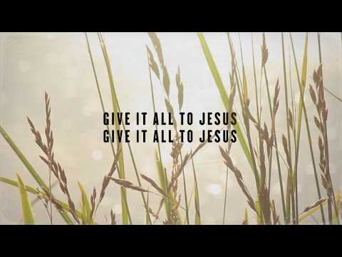 Jonathan Hunt - GIVE IT ALL (Official Lyric Video) - See The Light EP