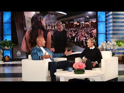 Dwayne Johnson Wants to Marry Frances McDormand