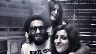 Priyanka Chopra parties with Gully Boy Ranveer Singh