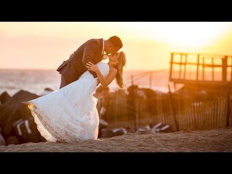 Nualla & Ben's Lovely Malibu West Beach Club Wedding