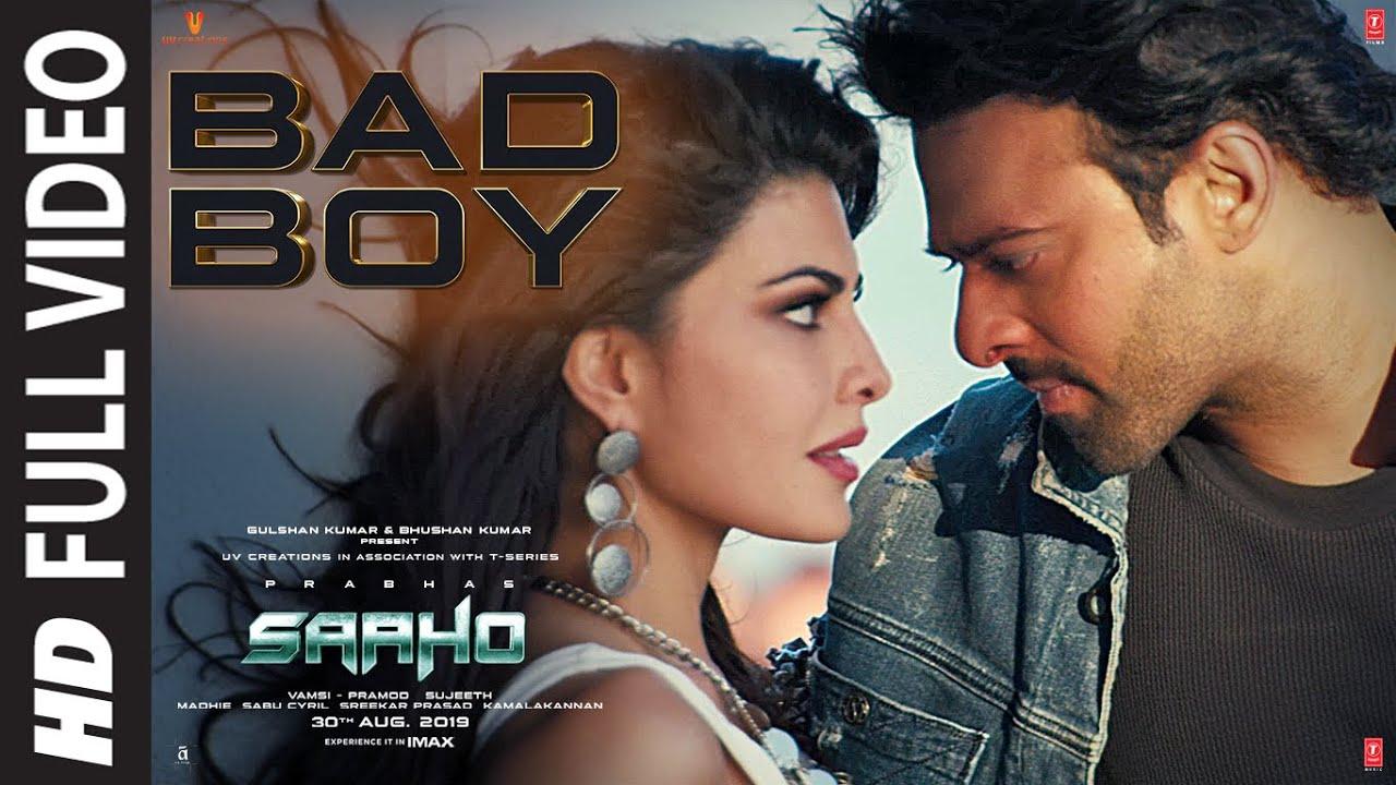 Download Full Video: Bad Boy   Saaho   Prabhas, Jacqueline Fernandez   Badshah, Neeti Mohan