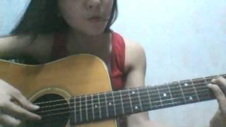 Tôi Đi Tìm Tôi (Ưng Hoàng Phúc) - Guitar Cover by Pé Ty