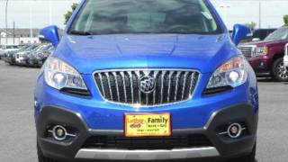 2015 Buick Encore Convenience Group | Luther Family Buick GMC