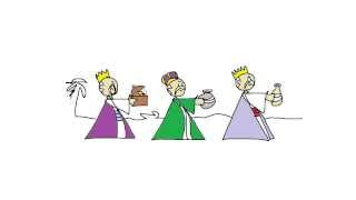Learn How to Draw the Wise Men