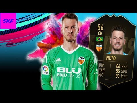 FIFA 19 | (86) INFORM Noberto Neto Player Review