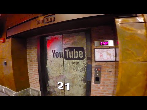 Youtube Space New York - Open House Tour - (GoPro HD)