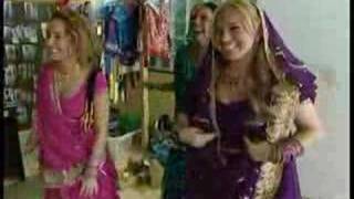 The Cheetah Girls Road to India Part 1