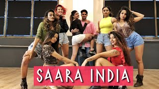 Saara India Aastha Gill Priyank Sharma The BOM Squad Svetana Kanwar Choreography