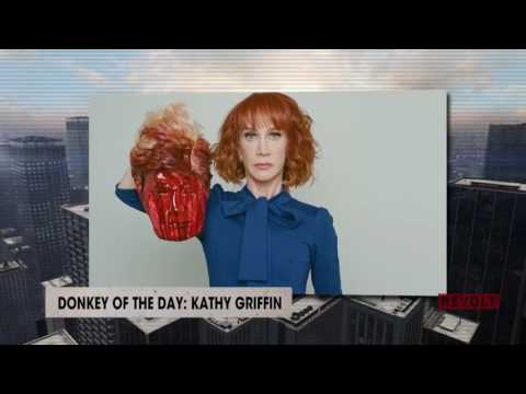 Kathy Griffin | Donkey of the Day