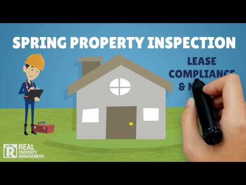 Spring Maintenance Tips for Rental Property Owners