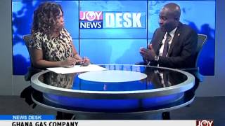 Ghana Gas Company - News Desk (24-2-15)