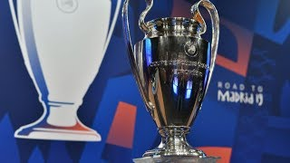BARCELONA DRAW LYON | CHAMPIONS LEAGUE ROUND OF 16 DRAW - REACTION