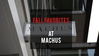 Fall Favorites at Machus! | DOPE33 for 10% off Thumbnail