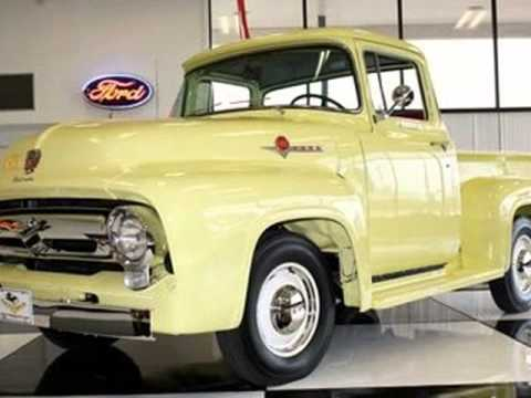 Clic Old Pickup Trucks