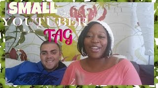 small youtuber tag   bwwm   interracial couple